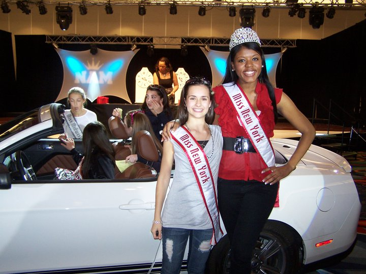 At the National Pageant each contestant has a chance to WIN a BRAND NEW FORD MUSTANG !!!