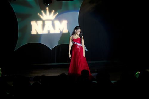 National American Miss New Jersey in Formal Wear!