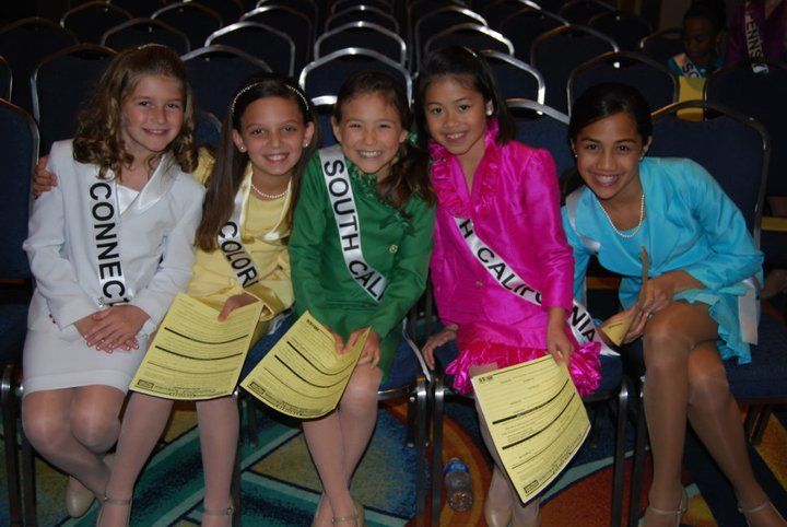 National American Miss Interview Competition at the National Pageant