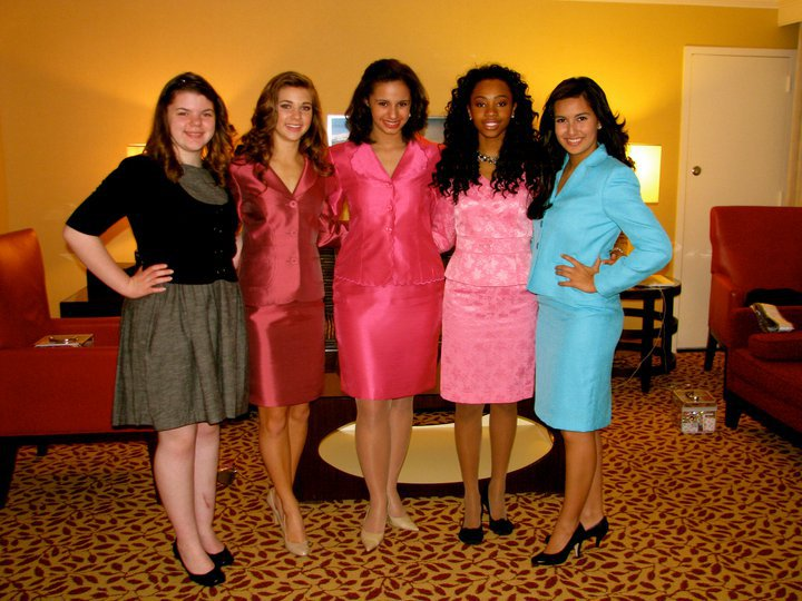 National American Miss Interview Competition